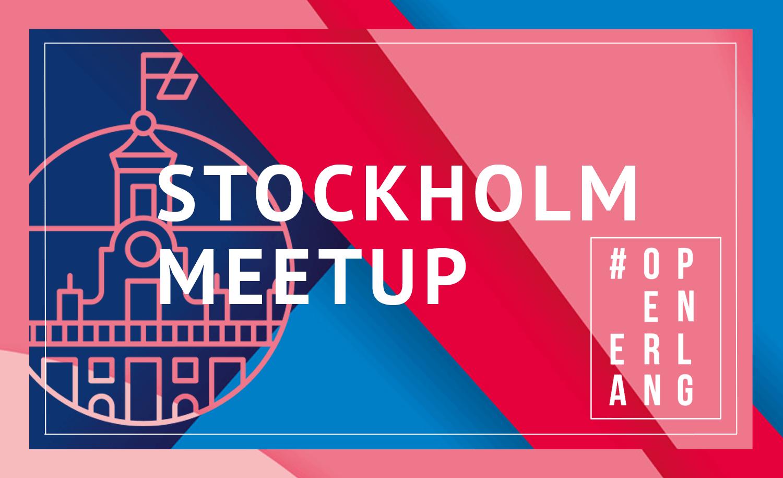 #OpenErlang - Stockholm meetup