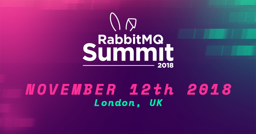 Events - RabbitMQ Summit 2018