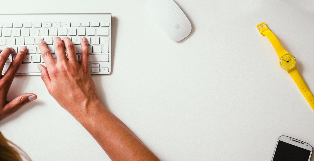 Image - Hands on Keyboard