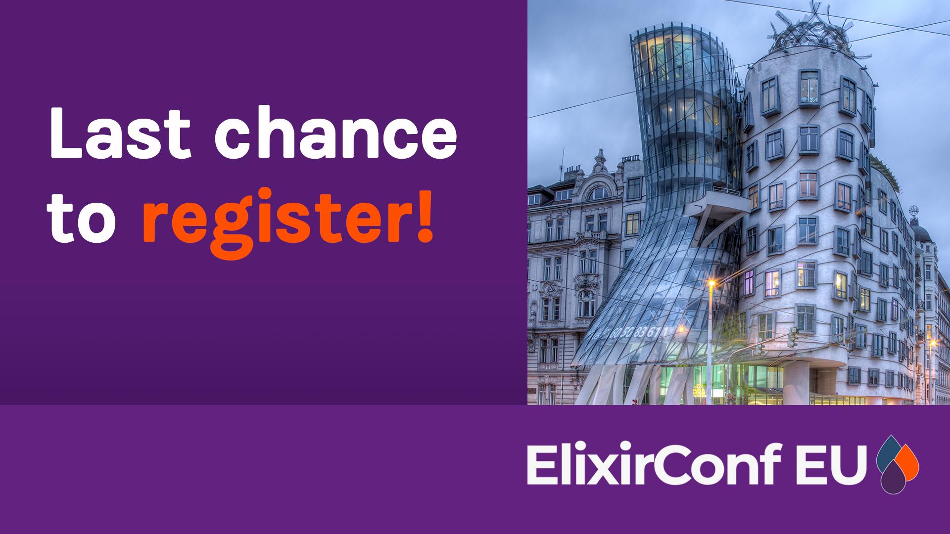 ElixirConf EU | Prague 2019